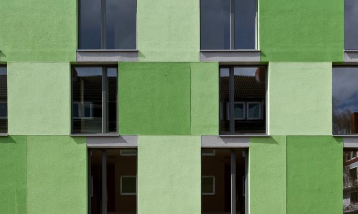 Wohnanlage Neustadt Außenansicht