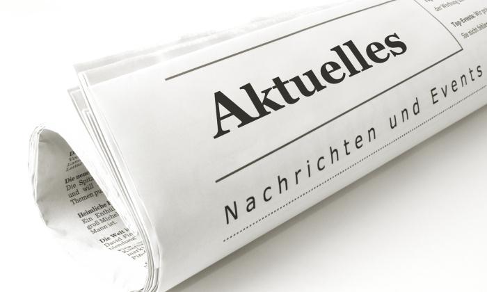 Abbildung Zeitungsrolle