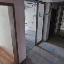 07.09.2021: Zum Zeitpunkt der Aufnahme wurden Böden, Türen und Türzargen eingebaut.