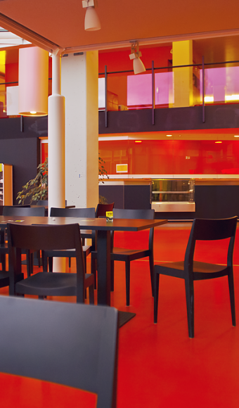 Cafeteria GW2
