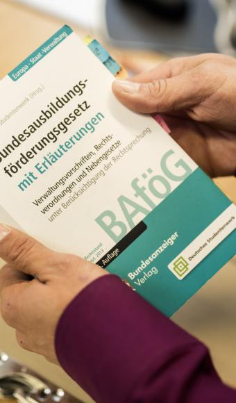 BAföG Gesetzesbuch